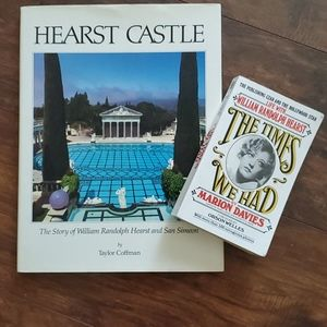Hearst Castle and Marion Davies Books